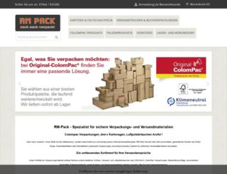 rm-pack.de screenshot