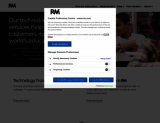 rm.com screenshot