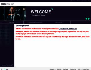 rma-ementor.org screenshot