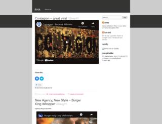rma7.wordpress.com screenshot