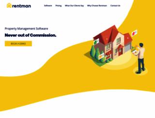 rman.co.uk screenshot