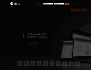 rmbprivatebank.co.za screenshot