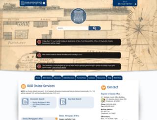 rmc.charlestoncounty.org screenshot
