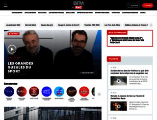 rmc.fr screenshot