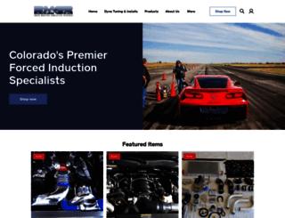 rmcrperformance.com screenshot
