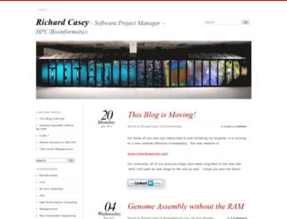 rmcsoftwareinc.wordpress.com screenshot