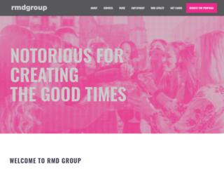 rmdgroupsd.com screenshot