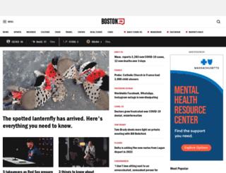 rmedia.boston.com screenshot