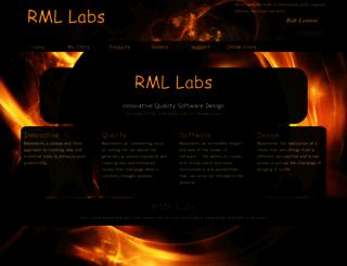 rmllabs.com screenshot