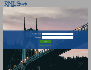 rmlsweb.com screenshot