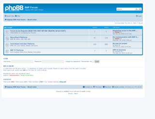 rmp.segway.com screenshot