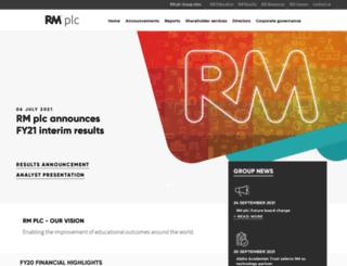 rmplc.com screenshot