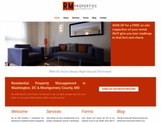 rmprop.com screenshot