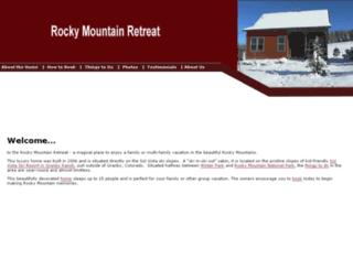 rmretreat.com screenshot