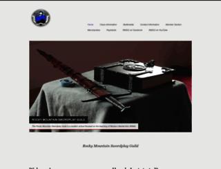 rmsguild.com screenshot