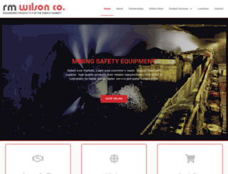 rmwilson.com screenshot