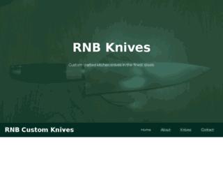rnbknives.com screenshot