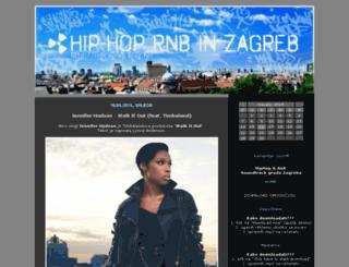 rnbzagreb.blog.hr screenshot