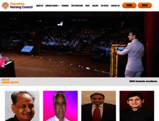 rncjaipur.org screenshot