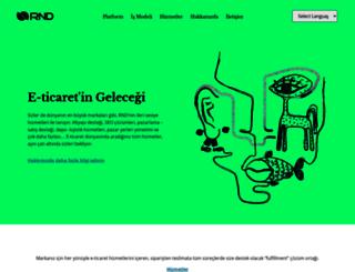 rnd.com.tr screenshot