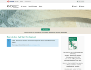 rnd.edpsciences.org screenshot