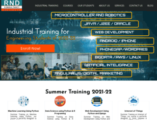 rndcs.com screenshot
