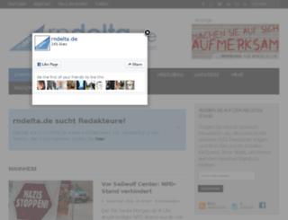 rndelta.de screenshot
