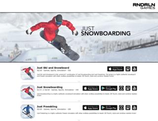 rndrln-games.com screenshot