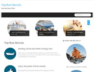 rntboat.com screenshot