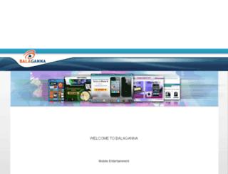 ro.balagannna.com screenshot