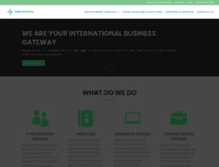 ro.laveco.com screenshot