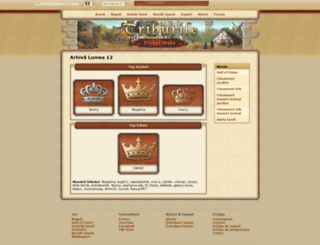 ro12.triburile.ro screenshot