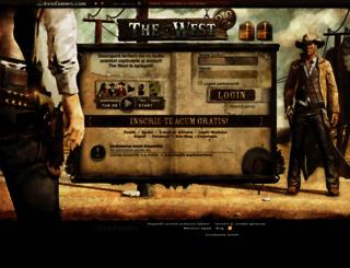 ro15.the-west.ro screenshot