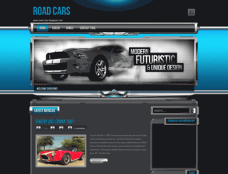 road-cars.blogspot.ro screenshot