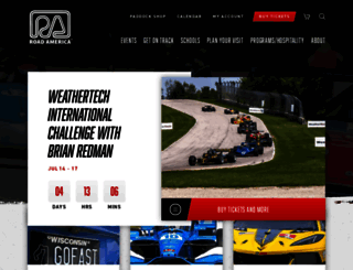 roadamerica.com screenshot