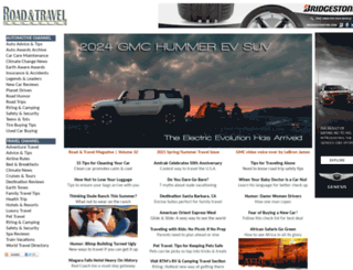 roadandtravel.com screenshot