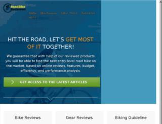roadbikereviewed.com screenshot