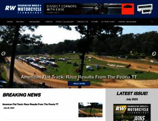 roadracingworld.com screenshot