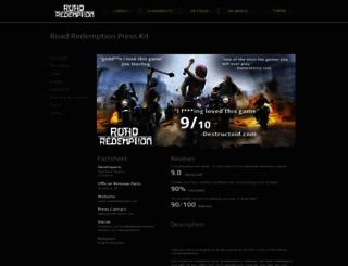roadredemption.com screenshot