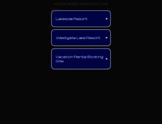 roadrunnerlakeresort.com screenshot