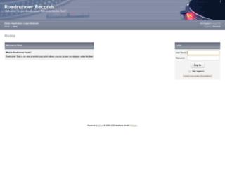 roadrunnertools.net screenshot