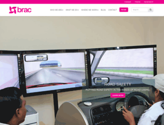 roadsafety.brac.net screenshot
