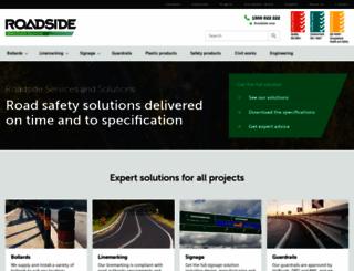 roadsideservices.net.au screenshot