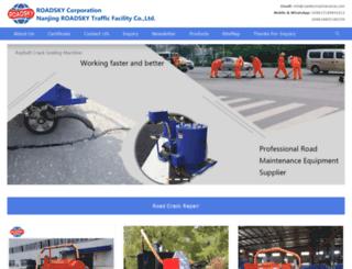 roadskymaintenance.com screenshot