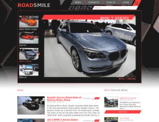 roadsmile.com screenshot