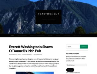 roadtirement.com screenshot