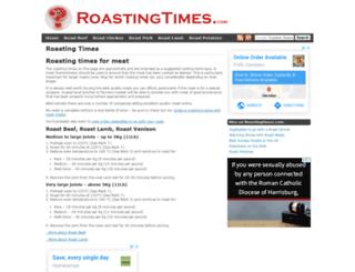 roastingtimes.com screenshot