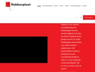 robbenplaat.nl screenshot