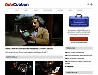 robcubbon.com screenshot