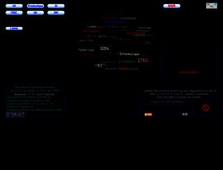 robert.cireddu.free.fr screenshot